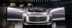 Mercedes F 015 Luxury