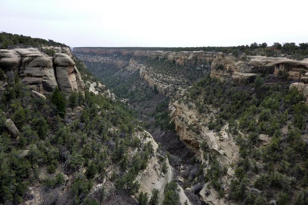 Der Mesa Verde Nationalpark