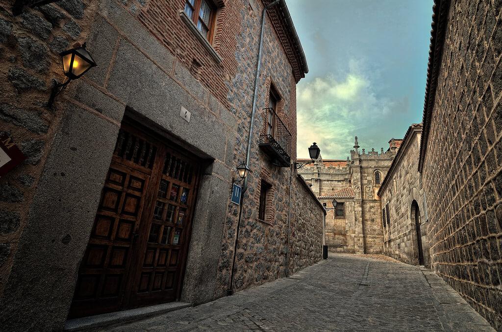 Die Altstadt von Avila