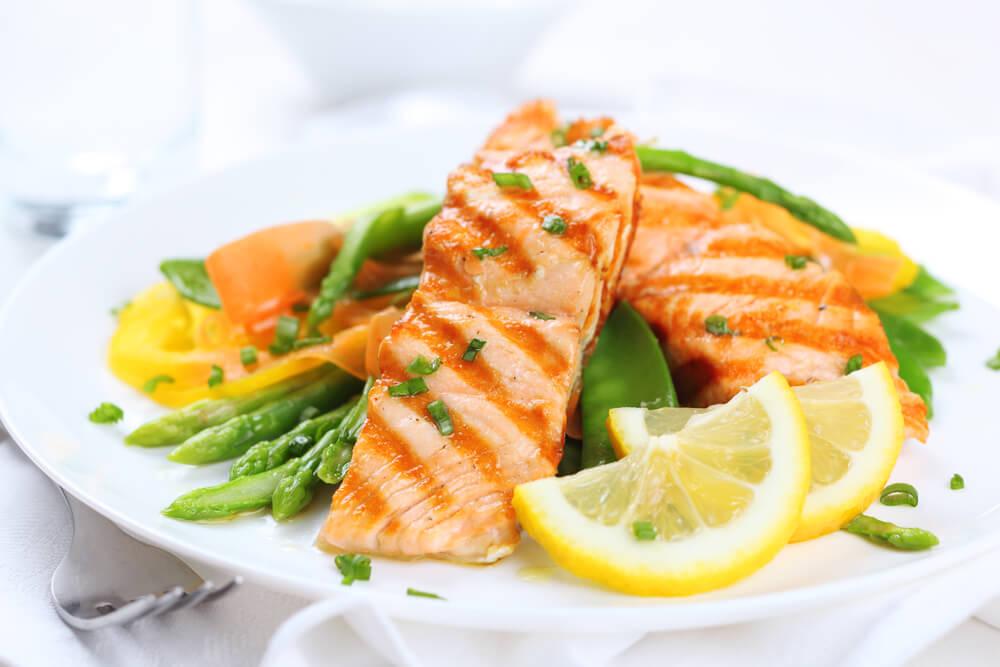 Frischer Fisch gehört zu den beliebtesten Gerichten