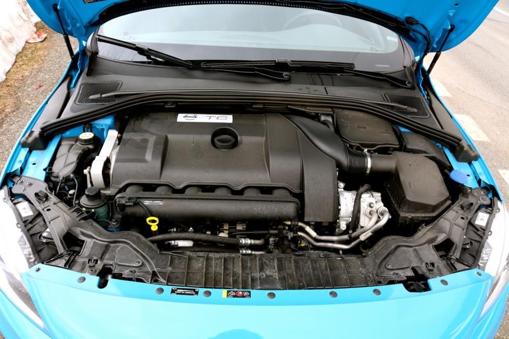 Das Kraftpaket unter der Motorhaube