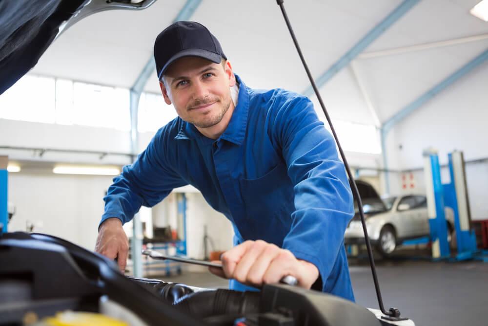 Inspektionen erhöhen die Sicherheit des Fahrzeugs