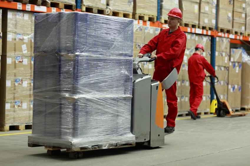 Transport, Verpackung und Organisation